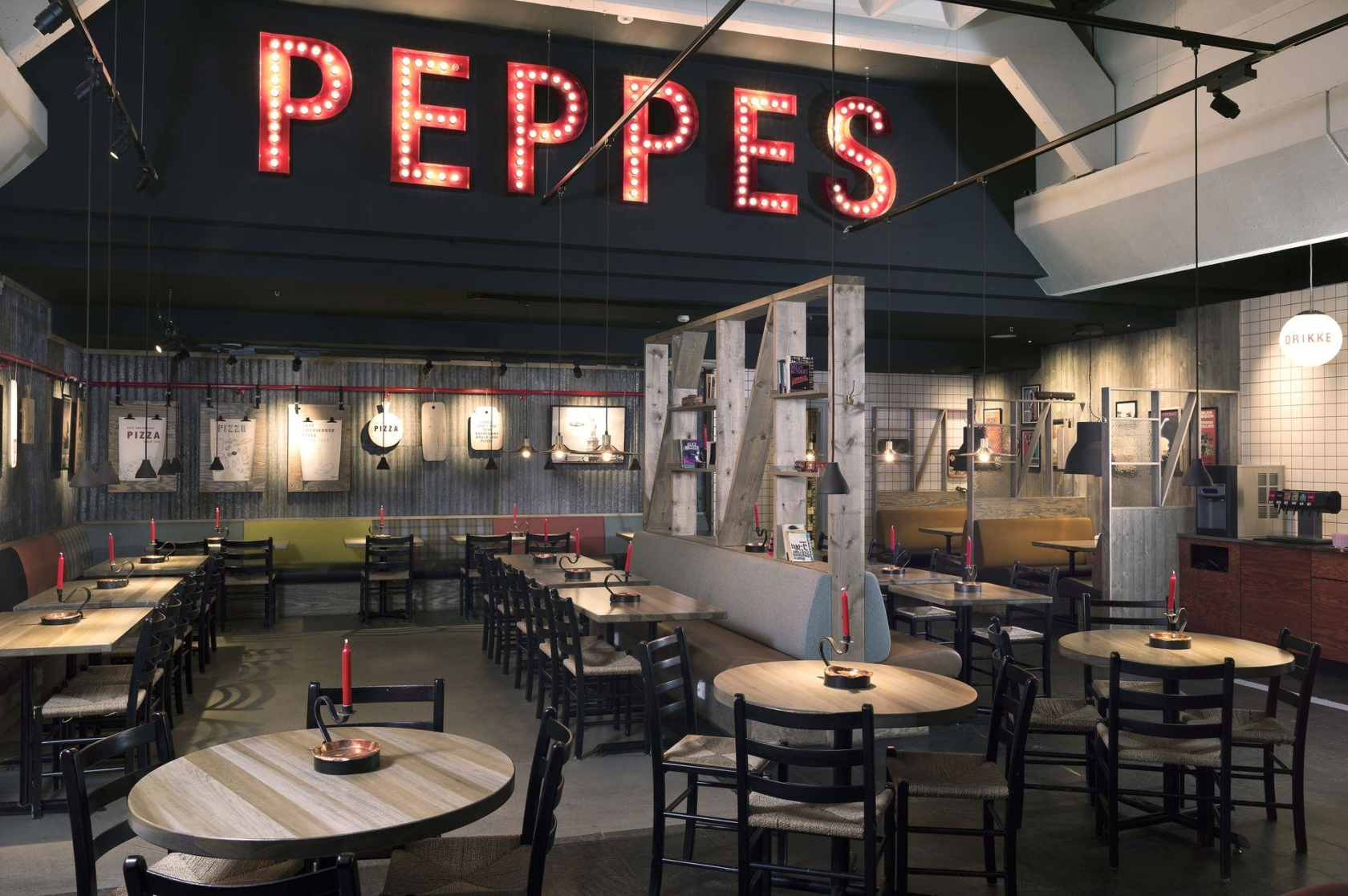peppes pizza bergen